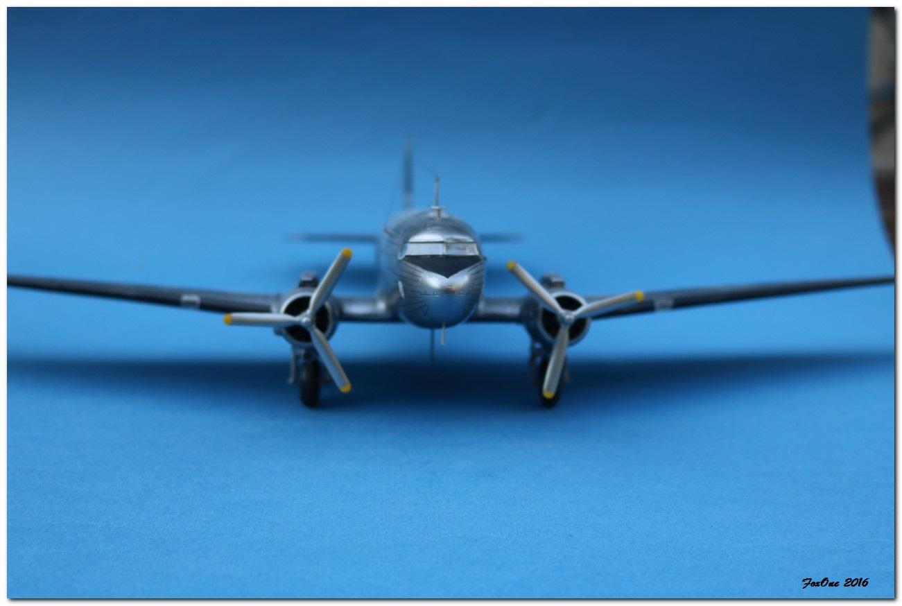 [VINTAGE] ESCI C-47B Belgian Air Force 1946-1952 IMG_1245s