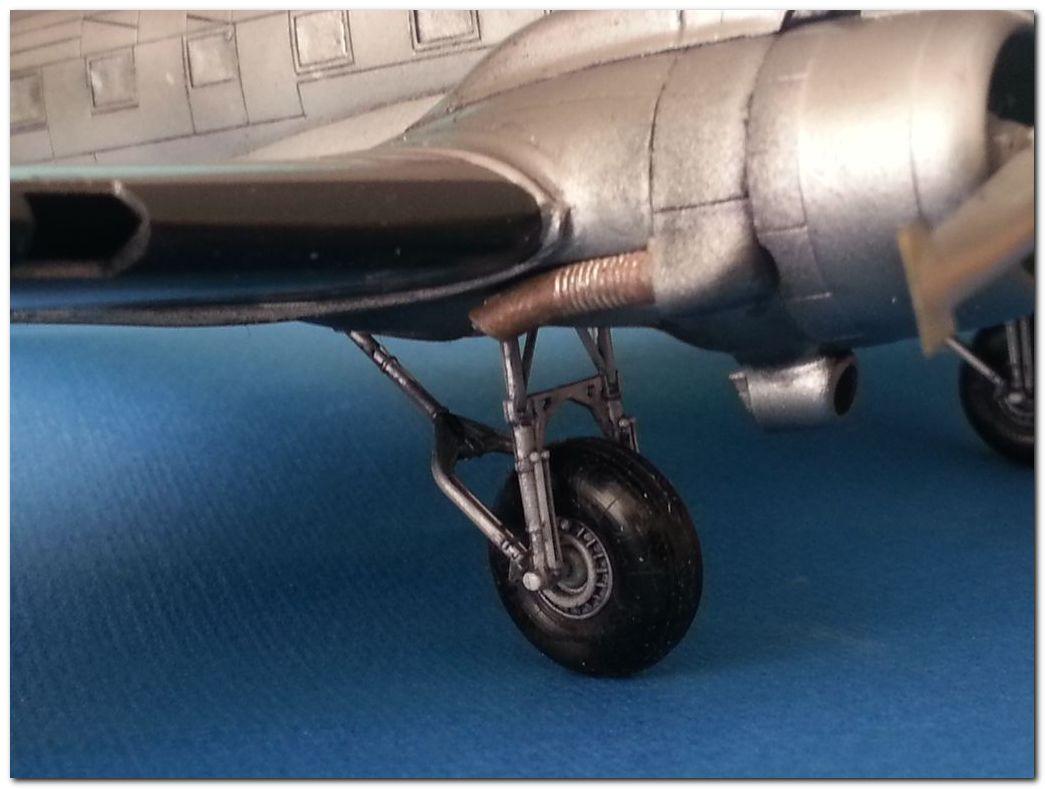 [VINTAGE] ESCI C-47B Belgian Air Force 1946-1952 Samsung_2015%202375